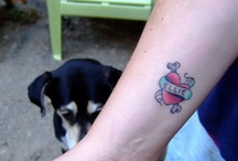 Get Inked / by Sleeps with Dogs