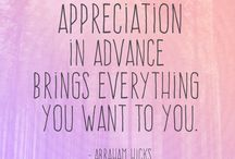 Abraham Hicks / The power of human's mind...our will..our unwavering beliefs create our future ....