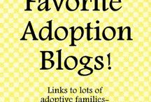 Foster Care/Adoption / by Kristina Johnson