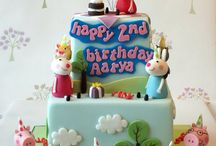 Just...Peppa Themed Cakes
