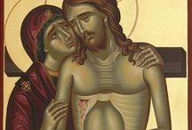иконы Не Рыдай Мене Мати