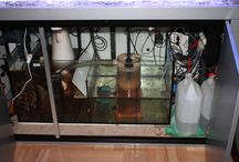 akvarie installation