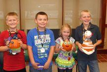 Pumpkin Decorating / Fall Activities at the Library
