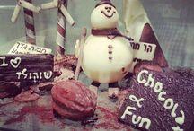 De Karina Chocolate Factory / http://tourguideaaron.com/de-karina-chocolate-factory-golan-heights/