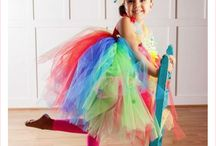 DAZZLING Couture Tutu Costumes  / by Saige Nicoles