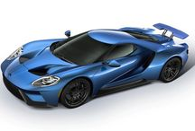 Ford GT / All generations of the Ford GT