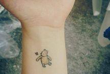 •Tattoos•