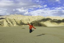 LEH WAS CALLING AND I HAD TO GO! / Travel story contributor: Rini Hazel Templeton                              I had always wanted to go to Ladakh as I had heard a lot about 'The Land of Passes, but then wondered if I ever will because I have breathing problem and altitude sickness.
