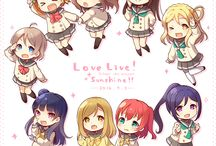 LoveLive! Sunshine!! [Aqours]