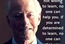 Brian Tracy / Dedicated to The top motivational speaker and success guru in the world, Brian Tracy