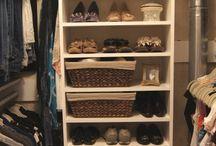 Storage / Shoe storage