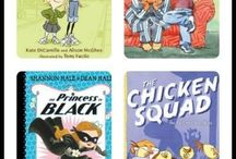 Books for K, 1 and 2 / Our Favorite Books and Series of Books