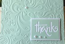 Thank You Cards | Inspiration and Ideas