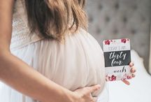 Beautiful Baby Bumps / Beautiful mama's and their bumps!