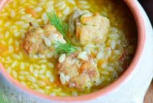 Soups, Stews, and Chilis / by Megan Mueller