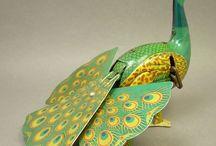 Peacocks, pretty bird! / by Ann Riedesel-Jepsen