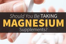 Supplementen/ w.o. Magnesium