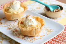 Pies / by Laura Schrock