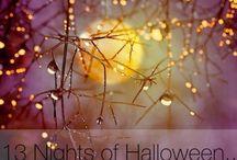 Halloween Decor & Costumes / Fall Decor, Halloween Ideas