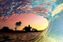 Beach&Sea&Sky…♡