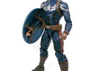 Marvel Legends Figures  / Everything in 6 inch plastic that looks like a hero!