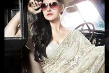 Zareen Khan Sarees