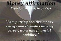 Affirmations positive