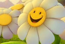 Smile / A sweeter smile, a brighter day, we hope everything turns out great for you today! Happy Morning folks.