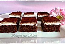 Kuchenträume & Keksgeknusper / Leckere Kuchen, Torten und Plätzchen