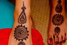 henna tatoos ideas
