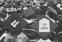 Graduation / Now that we're gearing up for graduation, here are some pictures from University of Maryland Graduations from the past. / by University of Maryland Special Collections