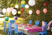 parties for tinies / Party and event ideas for children