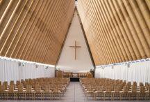 Churches / Religious architecture inspiration