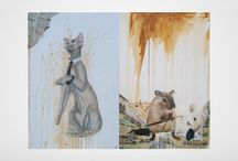 Animal Art / Animal Art by Bristol Artists