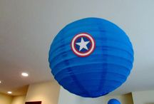 Captain America bithday