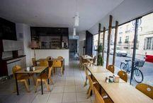 Restaurant, café, outing in Paris