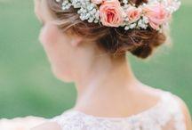 Coroa de flores Inpirações