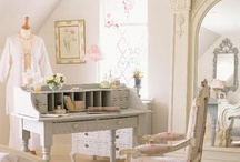 A Room for Creating / Creative spaces, pretty, organized, and full of inspiration / by Girl in Pink