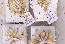 Christmas decor bags