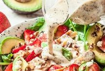 Sałatki/Salate/Salads