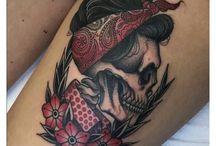Tatuaggi e....