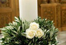 Olive themed wedding