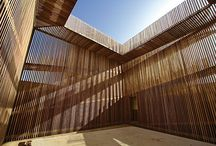 Wood Architecture / Arquitectura y Madera Wood Architecture