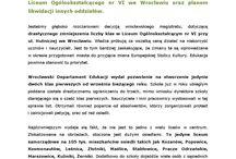 Partia Zieloni koło wrocławskie / Materiały programowe i wyborcze Partia Zieloni we Wrocławiu.
