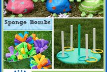 Family Summer Fun / This is your summer survival board for all things family summer fun. Get ideas for activities, crafts, and tips to keep the keeps happy and busy!