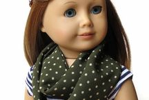 Sew: Doll Clothes / by Heidi Someoneorother