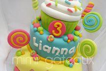 Gâteau - Cupcakes
