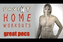 Home Workouts / Get Into Shape At Home With These Free Home Workouts!  All You Need Is Your Body And A Good Attitude! / by Davey T Hamilton