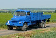 Praga V3S a S5T