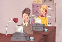 Illustration / by Rosie Adamson